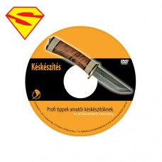 Markolattüskés kések készítése otthon - DVD