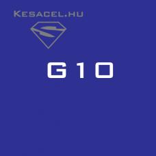 G10 - blue - 6x40x125mm