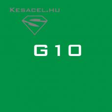 G10 - green - 6x40x125mm
