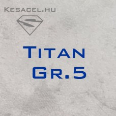 Titan Gr.5 1x200x250mm