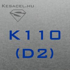 K110 2,5x100x500mm