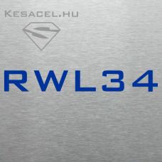 RWL 34 4x38x500mm